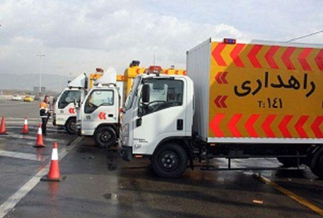 آماده باش ۳۵ راهدارخانه خوزستان در بارندگی های احتمالی امسال