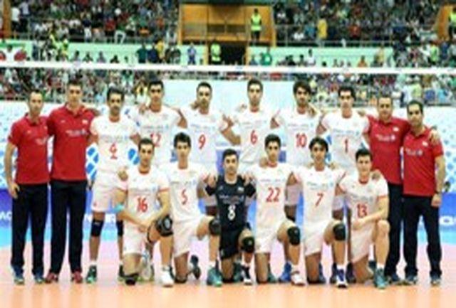 دعوت از مردان والیبال ایران جهت شرکت در جام واگنر