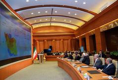 روحانی: خوشحالیم که این آرزوی دیرینه به انجام رسیده است/ پرونده نظام سلامت هزینه درمان را کاهش می دهد