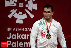 آسیبدیدگیام بهتر شده است/ دوره درمانیام در آلمان جواب داد/ در المپیک توکیو بازهم برای مدال طلا تلاش میکنم