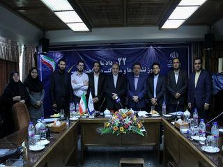 دیدار وزیر ورزش با اعضای مجامع سازمان های مردم نهاد
