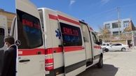 حادثه آتشسوزی ۵ عضو یک خانواده آبادانی را راهی بیمارستان کرد/برخورد 2 موتورسیکلت در محور اروندکنار