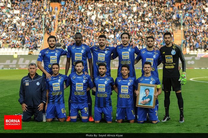 مژدگانی ستاره سابق فوتبال به هواداران استقلال+عکس