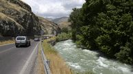 خشک شدن 25 کیلومتر از رودخانه کرج با انتقال تونلی آب به تهران