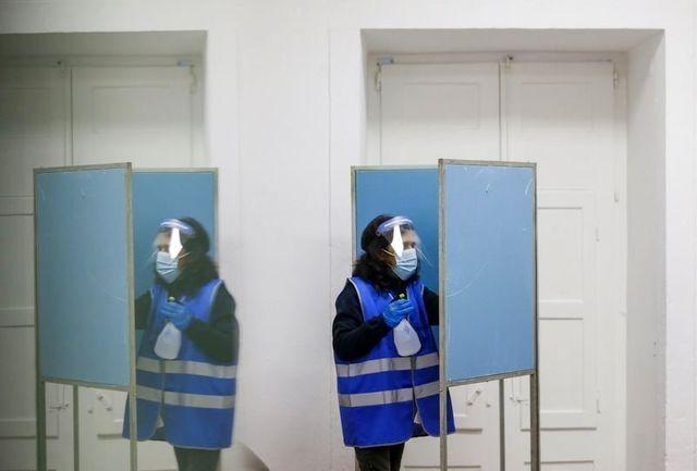 انتخابات در ایام کرونا در پرتغال برگزار شد
