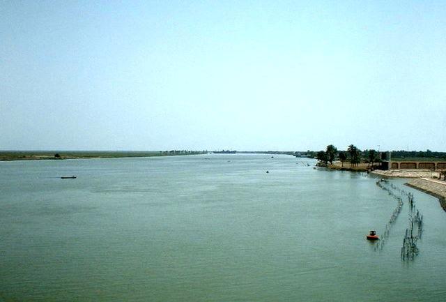ایران از ورود آب به عراق جلوگیری نمیکند