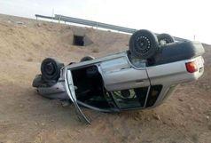 سانحه رانندگی در قزوین جان یک نفر را گرفت