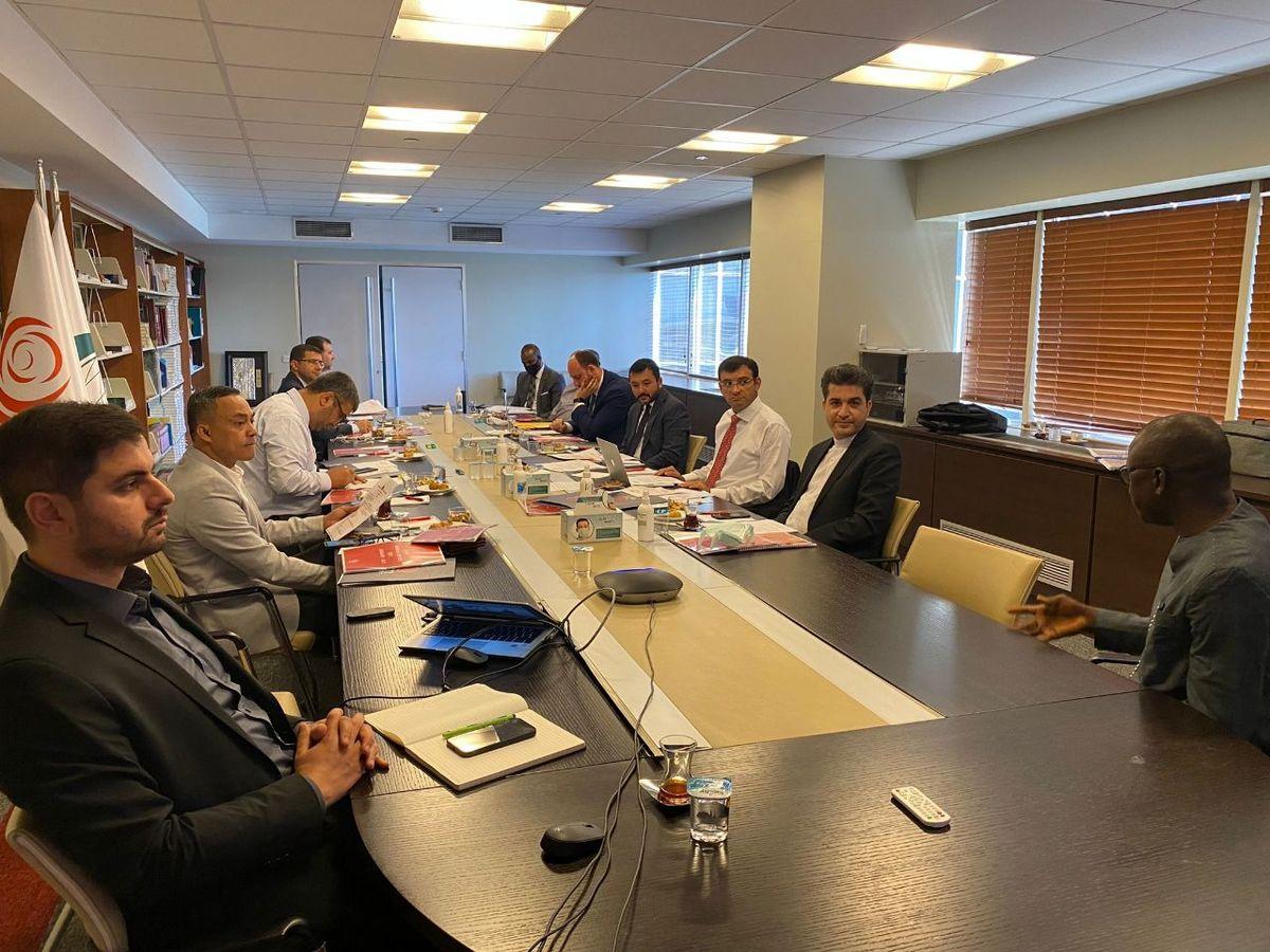 برگزاری اولین جلسه رسمی هیات مدیره مجمع جوانان کشورهای اسلامی در ترکیه