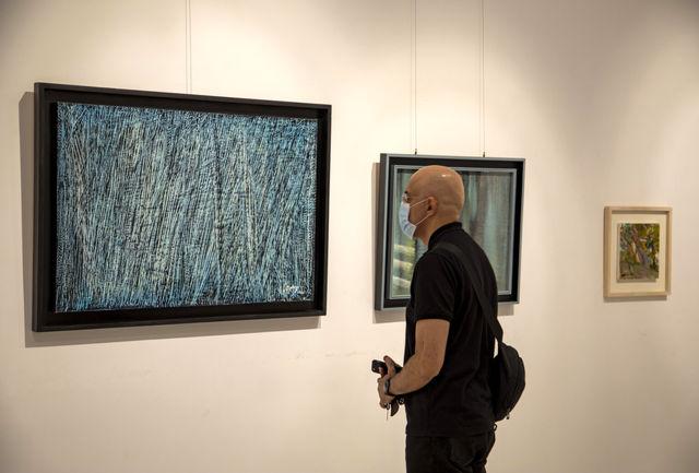 «آهنجش» سه نسل نقاشی معاصر