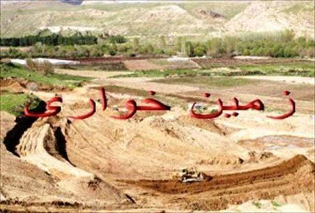 زمین خواران اراضی ملی استان دستگیر شدند