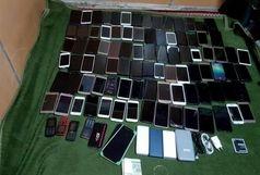 کشف ۹۶ دستگاه تلفن همراه از زن سارق در شلمچه/مالباختگان به پلیس آگاهی خرمشهر مراجعه کنند
