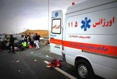 واژگونی خودرو سواری ۶ کشته و مجروح بر جای گذاشت
