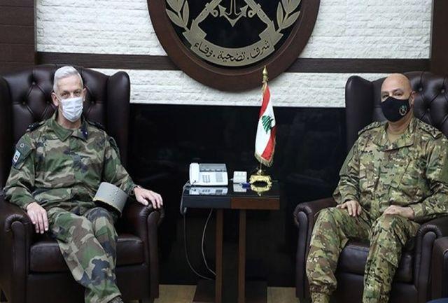 امضا تفاهمنامه نظامی میان لبنان و فرانسه