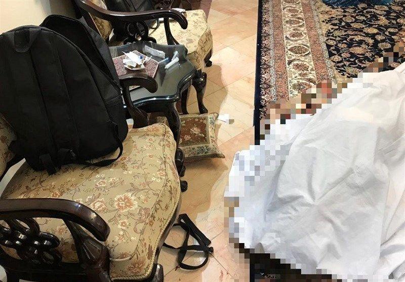 قتل زن جوان مقابل پسر ۱۲ ساله