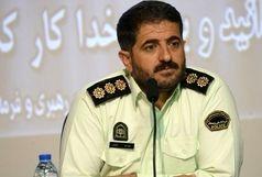 سارق سیم و کابل برق در بوئین زهرا دستگیر شد