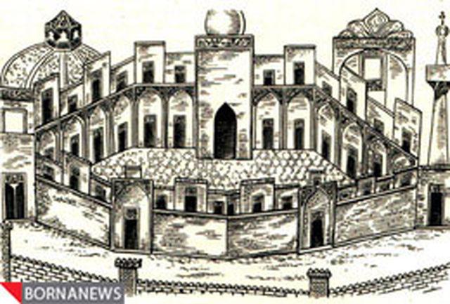 حمام 700 ساله شنب غازان تبریز ثبت ملی شد