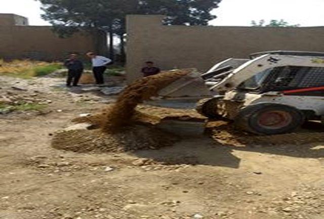 انسداد 10 حلقه چاه غیرمجاز در تهران