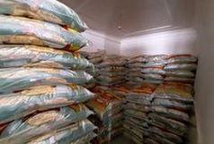 کشف انبار بزرگ برنج احتکاری در ایرانشهر