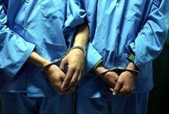 دستگیری 3 قاچاقچی مواد مخدر در ایرانشهر