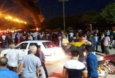 یک کشته و 11 زخمی در تجمع اعتراضی و درگیری مردم اندیمشک و دزفول/تشکیل شورای تامین با حضور استاندار خوزستان+ببینید