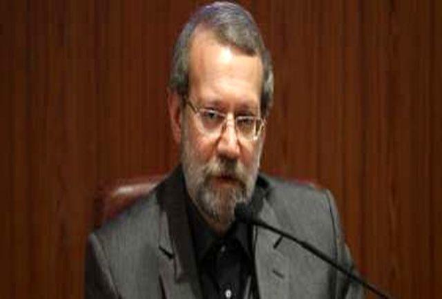 لاریجانی: مسوولان به حل مشکل ریزگردها توجه جدی کنند