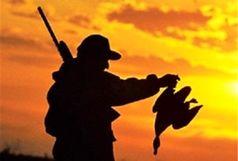 دستگیری ۸ شکارچی متخلف در املش