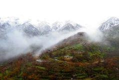 سفر به روستای پر پیچ و خم ایران