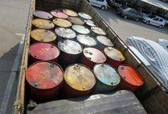 کشف ۹هزار لیتر مواد سوختی قاچاق در شبستر