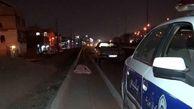 تصادف فجیع در جاده بوئین زهرا/ 6 کشته و زخمی بر جای گذاشت