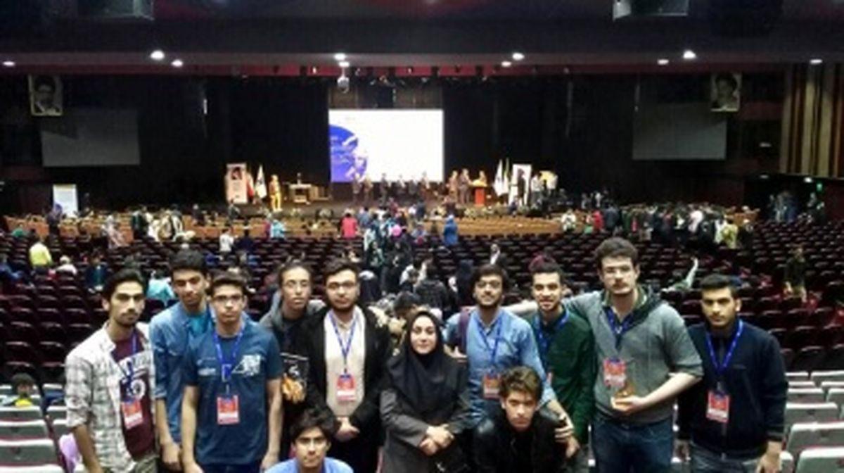 تیم روبوکاپ دانشگاه تبریز در سیزدهمین دوره مسابقات بین المللی روبوکاپ آزاد ایران، در جایگاه نخست ایستاد