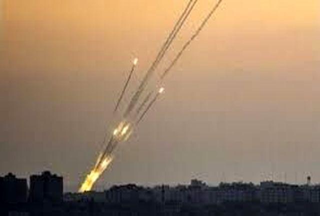 حملات جدید موشکی حماس؛ موشکها به سمت عسقلان هدایت شد