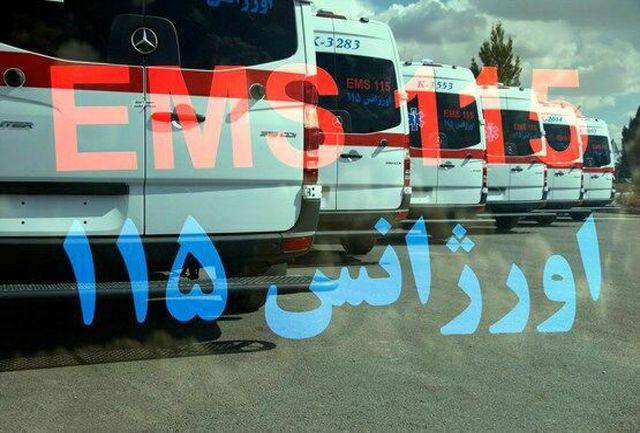 سانحه در اتوبان قزوین به تهران 7 مصدوم برجای گذاشت