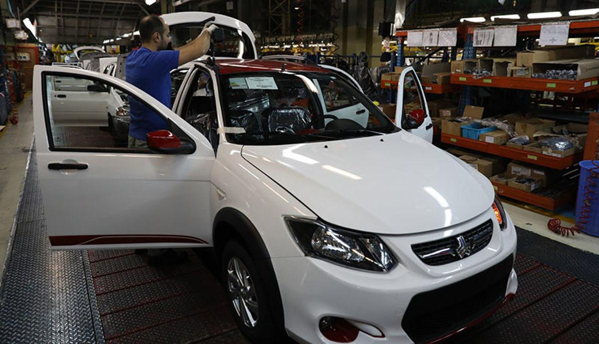 ۱۴ درصد افزایش تولید و ۳۰ درصد افزایش تحویل خودرو به مشتریان