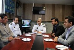 حفظ امنیت جاده ها در دستان راهداران و نیروی انتظامی