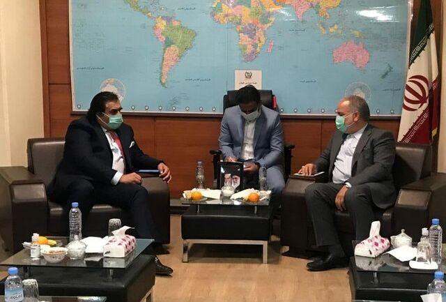 دیدار سفیر جمهوری اسلامی پاکستان با استاندار سیستان و بلوچستان