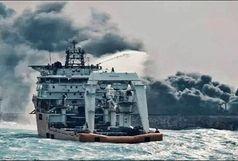 توضیحات سخنگوی وزارت خارجه چین در مورد حادثه نفتکش سانچی