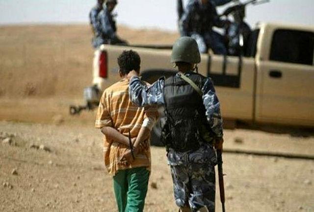 ۵ داعشی دستگیر شدند