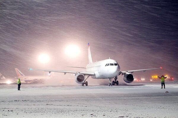 فرود 5 پرواز به مقصد تهران در اصفهان!