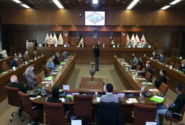 مجمع انتخاباتی فدراسیون موتورسواری و اتومبیلرانی آغاز شد