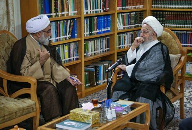 توصیههای آیت الله مکارم شیرازی به تولیت آستان قدس رضوی