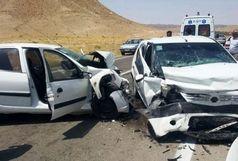 عدم توجه به جلو عامل ۲۳ درصد از تصادفات در ایلام