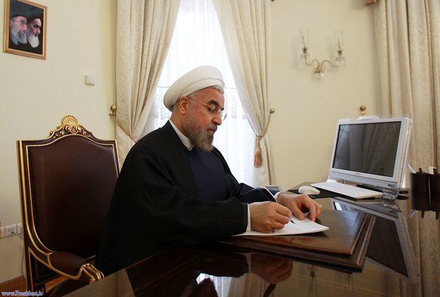 روحانی انتخاب رئیس جمهوری سیرالئون را تبریک گفت