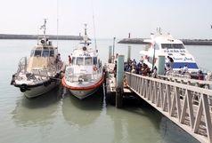 ممنوعیت تردد  کلیه شناورها در بندرعباس از آغاز بامداد 31 شهریور