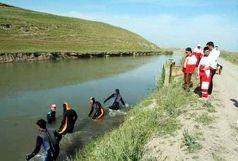 سقوط 2 کودک در کانال آب!