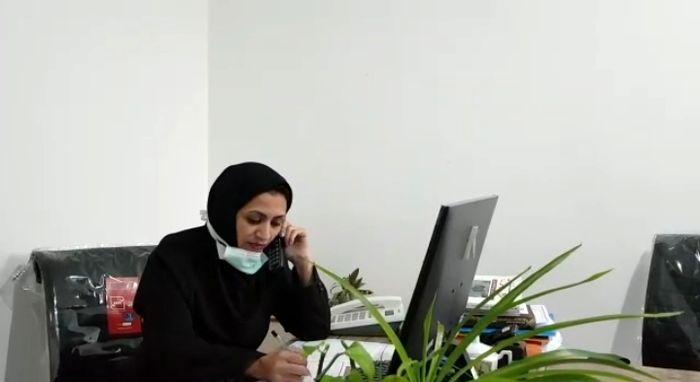ارزیابی روانی و اجتماعی 717   نفر از افراد مشکوک به کرونا در ملارد