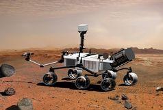 زمین گیر شدن«مریخنورد» ناسا