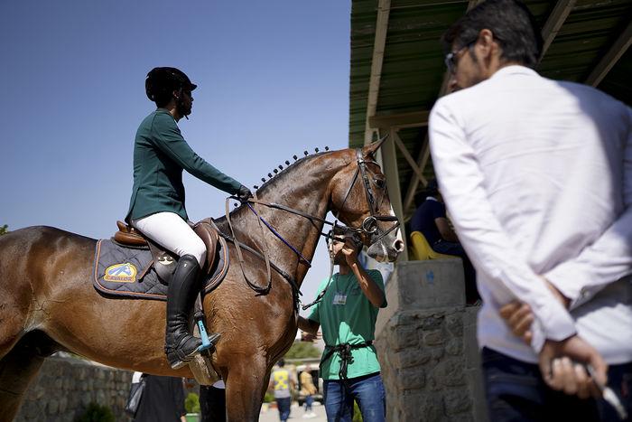 دوازدهمین دوره مسابقات پرش با اسب استان یزد