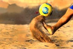 قهرمانی والیبالیستهای ساحلی قزوین در المپیاد استعدادهای برتر کشور