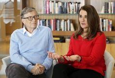افشای علت طلاق بیل گیتس و همسرش+ عکس