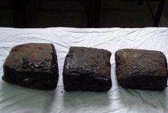 کشف 3 کیلو تریاک در شهرستان رودبار